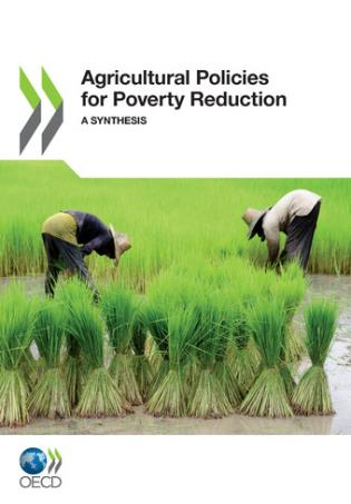 Cover image for the book Agricultural Policies For Poverty Reduction: A Synthesis