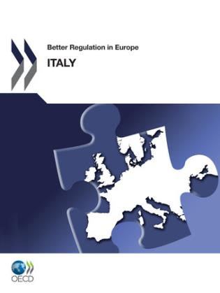 Cover image for the book Better Regulation In Europe: Italy 2012