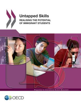 Cover image for the book Pisa - Untapped Skills: Realising The Potential Of Immigrant Students
