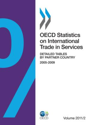 Cover image for the book OECD Statistics On International Trade In Services: 2011, Detailed Tables By Partner Country, Volume 2