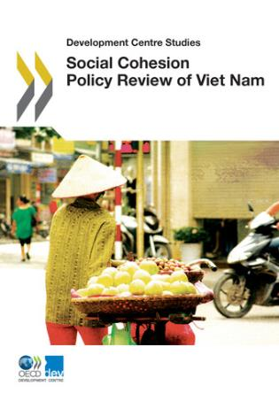 Cover image for the book Social Cohesion Policy Review Of Viet Nam: Development Centre Studies