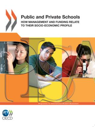 Cover image for the book Pisa Public And Private Schools: How Management And Funding Relate To Their Socio-Economic Profile