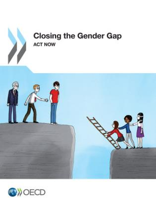 Cover image for the book Closing The Gender Gap Act Now