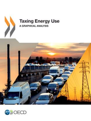 Cover image for the book Taxing Energy Use A Graphical Analysis