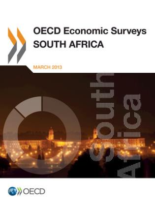 Cover image for the book OECD Economic Surveys: South Africa: 2013