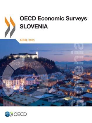 Cover image for the book OECD Economic Surveys: Slovenia: 2013
