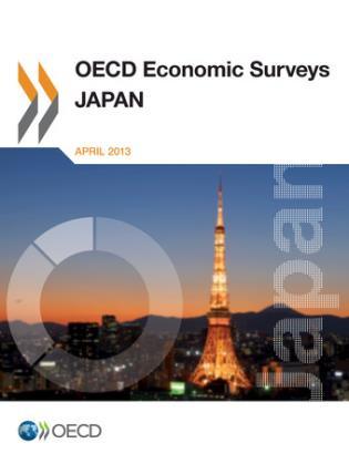 Cover image for the book OECD Economic Surveys: Japan: 2013