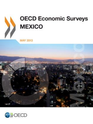 Cover image for the book OECD Economic Surveys: Mexico: 2013