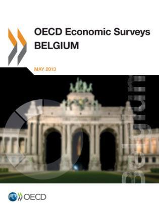 Cover image for the book OECD Economic Surveys: Belgium: 2013