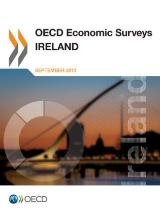 Cover image for the book OECD Economic Surveys: Ireland: 2013