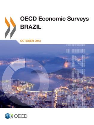 Cover image for the book OECD Economic Surveys: Brazil: 2013