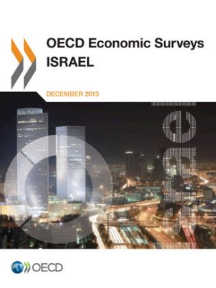 Cover image for the book OECD Economic Surveys: Israel: 2013