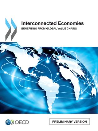 Cover image for the book Interconnected Economies: Benefiting From Global Value Chains (Preliminary Version)