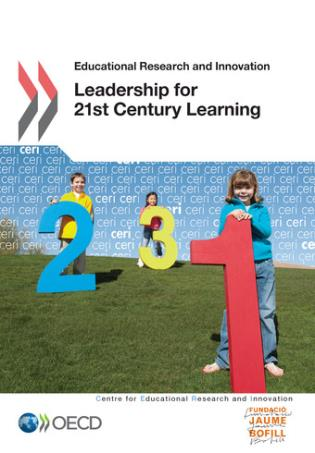 Cover image for the book Leadership For 21st Century Learning: Educational Research And Innovation