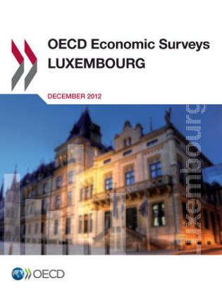 Cover image for the book OECD Economic Surveys: Luxembourg: 2012