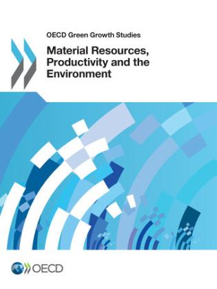 Cover image for the book Material Resources, Productivity And The Environment