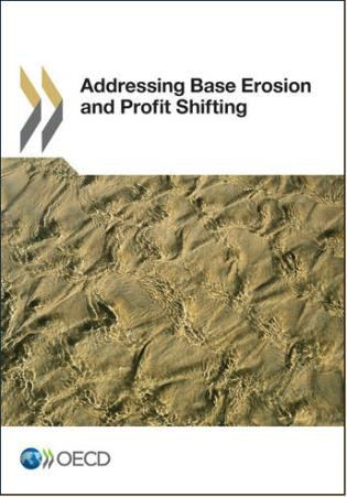 Cover image for the book Addressing Base Erosion And Profit Shifting