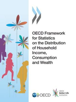 Cover image for the book OECD Framework For Statistics On The Distribution Of Household Income, Consumption And Wealth