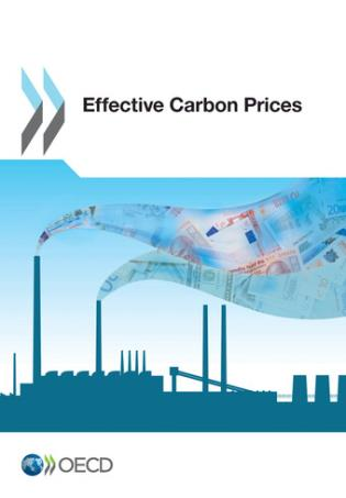 Cover image for the book Effective Carbon Prices