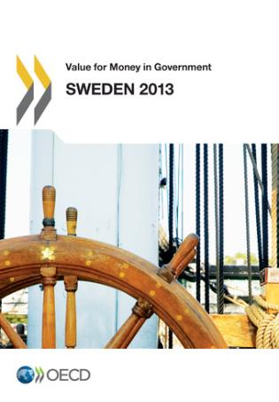Cover image for the book Value For Money In Government: Sweden 2013