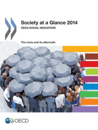 Cover image for the book Society At A Glance: OECD Social Indicators: 2014
