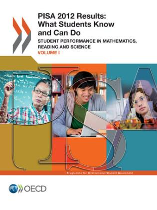 Cover image for the book Pisa 2012 Results: What Students Know And Can Do: Student Performance In Mathematics, Reading And Science, Volume 1