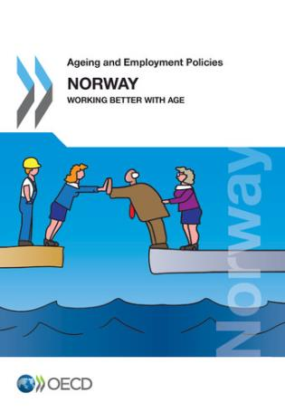Cover image for the book Ageing And Employment Policies: Norway 2013 Working Better With Age: Ageing And Employment Policies