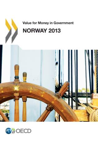 Cover image for the book Value For Money In Government: Norway 2013
