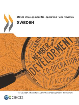 Cover image for the book OECD Development Co-Operation Peer Reviews: Sweden 2013