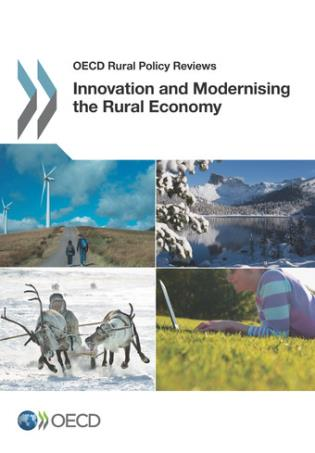 Cover image for the book Innovation And Modernising The Rural Economy: OECD Rural Policy Reviews