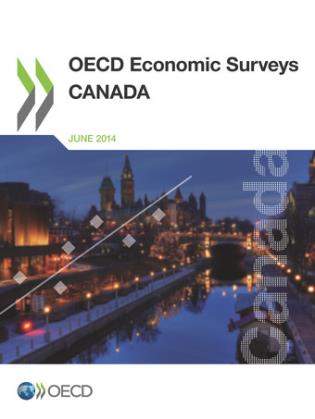 Cover image for the book OECD Economic Surveys: Canada: 2014
