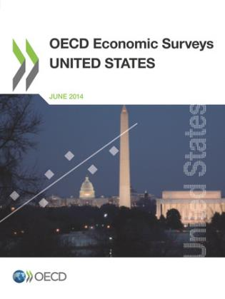 Cover image for the book OECD Economic Surveys: United States: 2014