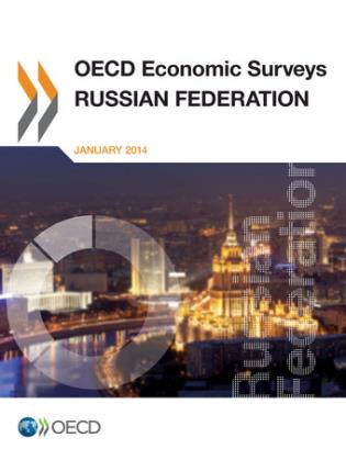 Cover image for the book OECD Economic Surveys: Russian Federation: 2013