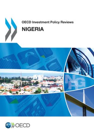 Cover image for the book OECD Investment Policy Reviews: Nigeria 2015