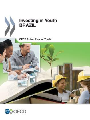 Cover image for the book Investing In Youth: Brazil