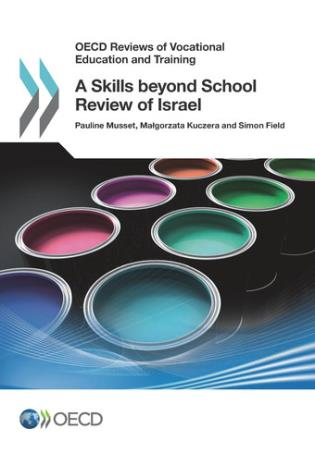 Cover image for the book Skills Beyond School Review Of Israel: OECD Reviews Of Vocational Education And Training