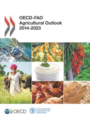 Cover image for the book OECD-FAO Agricultural Outlook: 2014-2023