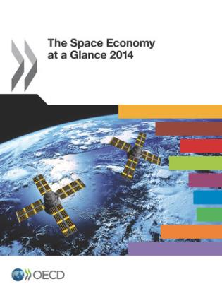 Cover image for the book Space Economy At A Glance: 2014