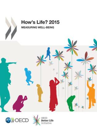 Cover image for the book How's Life? Measuring Well-Being In How's Life?: 2015