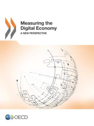 Cover image for the book Measuring The Digital Economy