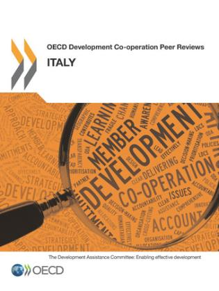 Cover image for the book OECD Development Co-Operation Peer Reviews: Italy 2014