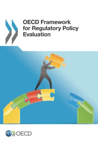 Cover image for the book OECD Framework For Regulatory Policy Evaluation