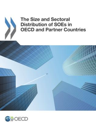 Cover image for the book The Size And Sectoral Distribution Of SOEs In OECD And Partner Countries