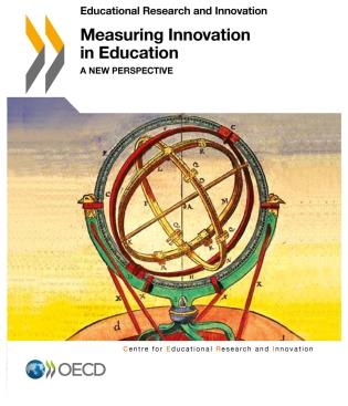 Cover image for the book Measuring Innovation In Education: A New Perspective: Educational Research And Innovation