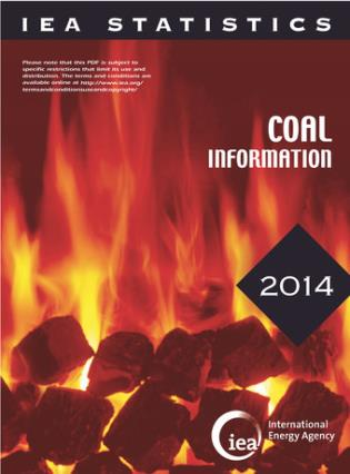 Cover image for the book Coal Information: 2014