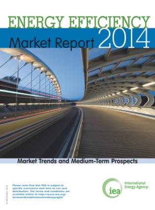 Cover image for the book Energy Efficiency Market Report: 2014