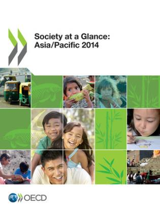 Cover image for the book Society At A Glance: Asia/Pacific 2014