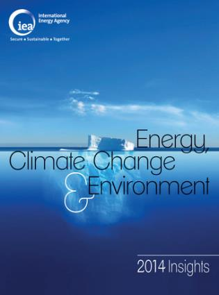 Cover image for the book Energy, Climate Change And Environment: 2014 Insights
