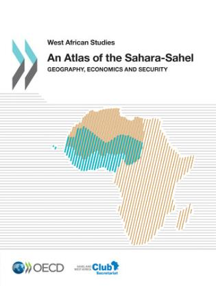 Cover image for the book An Atlas Of The Sahara-Sahel: Geography, Economics And Security