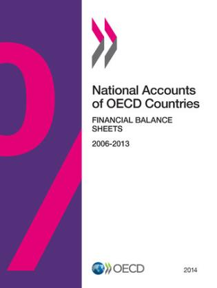 Cover image for the book National Accounts Of OECD Countries: Financial Balance Sheets: 2014